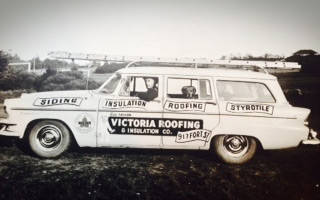 Gar Taylor, Founder of Victoria Roofing, Victoria BC