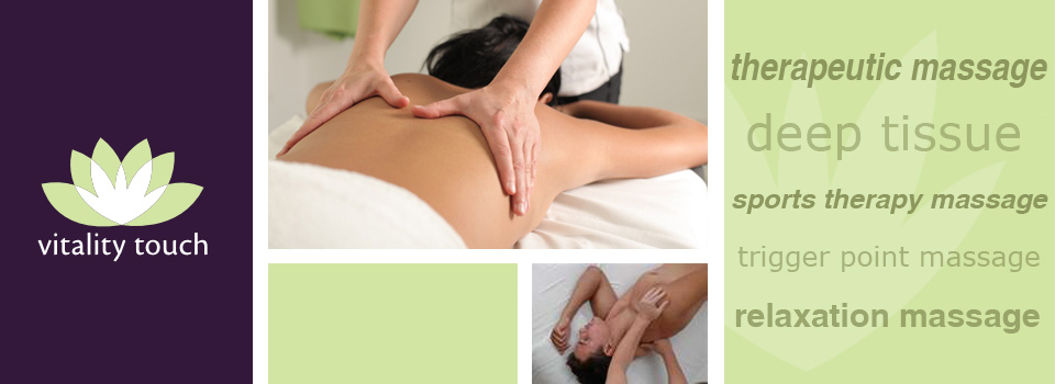 Vitality Touch - Shirley Beyer  Edmonton - Sports Massage, Therapeutic Massage, Yoga, Relaxation Massage