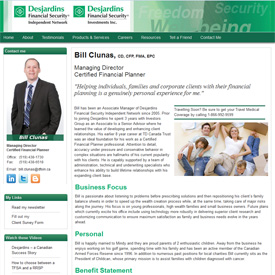Desjardins - London Ontario - Bill Cluas