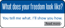tellusyourfreedom.ca - Freedom 55 Financial new ad campaign